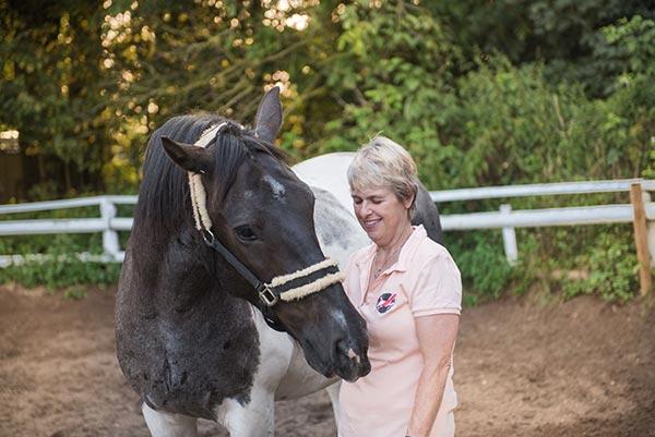 Aragon Pferdegestützte Psychotherapie