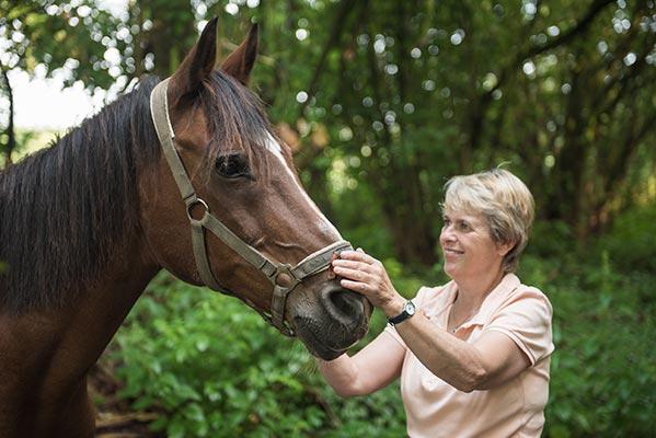 Nico Pferdegestützte Psychotherapie